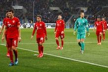 German Cup Final Postponed, Matches May Be Held Behind Closed Doors