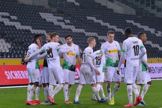 Borussia Moenchengladbach (Photo Credit: @Bundesliga_EN)