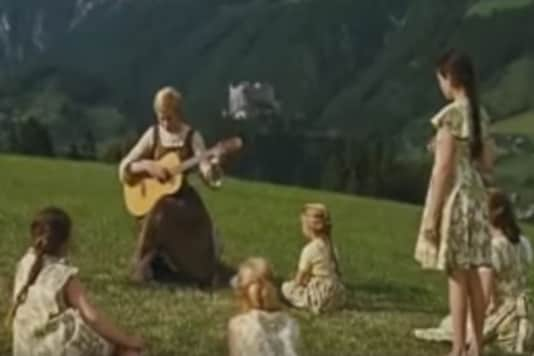 Screengrab of the Do Re Mi video.