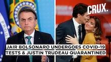 Coronavirus: Jair Bolsonaro Undergoes Tests, Justin Trudeau, Cristiano Ronaldo Quarantined
