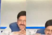 Panelist Slips off Chair during Live TV in Pakistan, Twitter Can't Hold Back Its Laughter