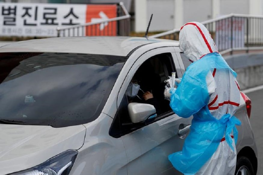South Korea Reports Fewer than 50 New Coronavirus Cases for First Time since February 29 Peak