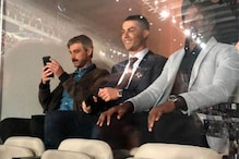 Cristiano Ronaldo Watches from the Stands as Real Madrid Win 1st El Clasico Since His Departure