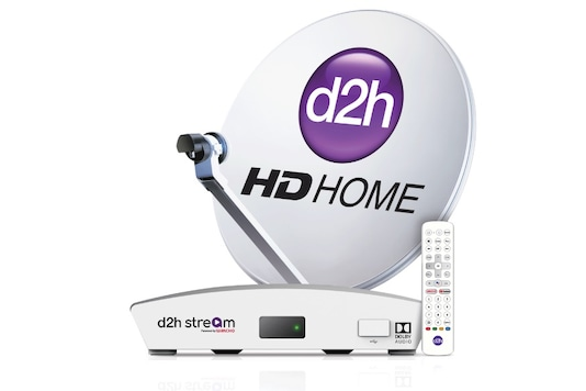 D2h Stream is a Smart STB For Live TV Plus Amazon Video, Disney+ Hotstar And More