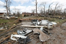Possible Twister: Damage at Mississippi-Alabama Line, Minor Injuries Reported
