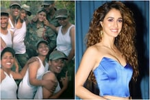 Disha Patani Shares Unseen Pics of Sister Khushboo from Her Army Training Days