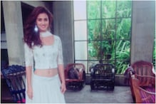 Disha Patani Shares Throwback Pic from Her First Film