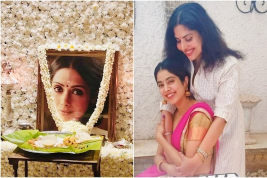 Janhvi Kapoor Remembers Sridevi in an Emotional Post, Writes 'Wish You Were Here'