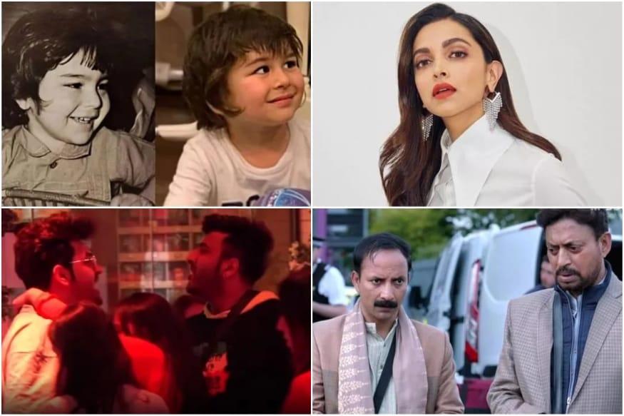 Childhood Pic of Saif Ali Khan and Taimur Go Viral, Deepika Padukone Opens up on Failed
