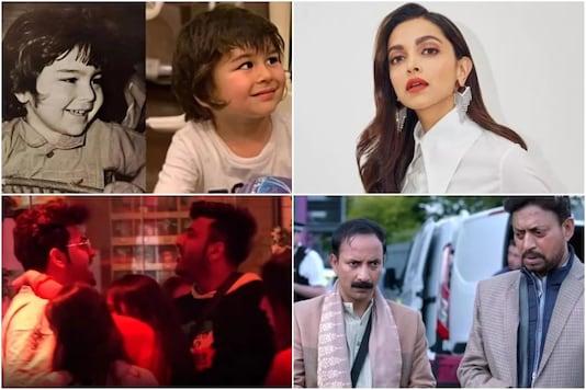 Childhood Pic of Saif Ali Khan and Taimur Go Viral ...