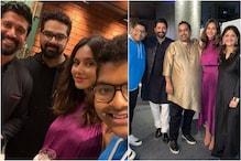 Farhan Akhtar, Shibani Dandekar Enjoy Musical Date Night with Zakir Hussain, Shankar Mahadevan