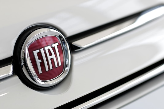 Fiat logo. (Photo: Reuters)
