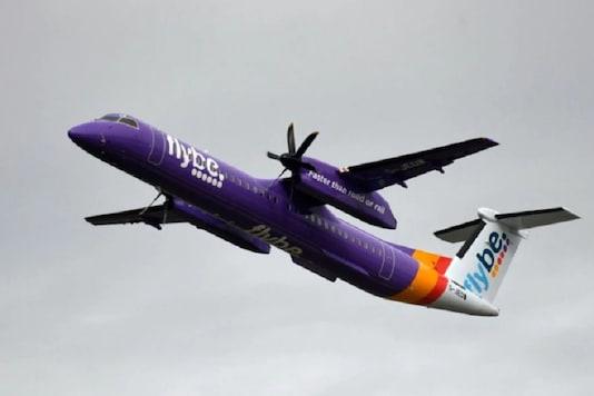 Biggest Domestic Airline Operator of UK Flybe Collapses As Coronavirus Hits Flights Worldwide