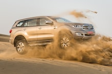 2020 Ford Endeavour BS-VI First Drive Review: Bashing Dunes in Style