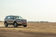 Ford Endeavour BS-VI SUV Price Hiked by Upto Rs 1.2 Lakh, Introductory Offer Rolled-Back