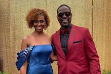 Actor Sterling K Brown And Wife Take Online Therapy Amid Coronavirus Fears