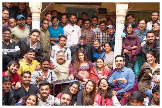 Kriti Sanon Wraps Up Shooting for Her Next Film Mimi