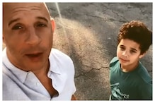 Vin Diesel's Son Says COVID-19 Is 'Helping Us In More Ways Than It's Hurting Us', See Video