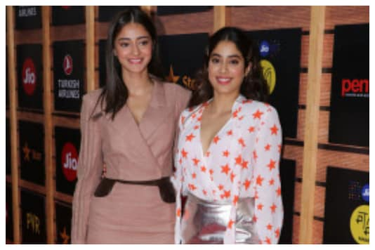 Ananya Pandey Says Janhvi Kapoor Is Her 'Biggest' Competition