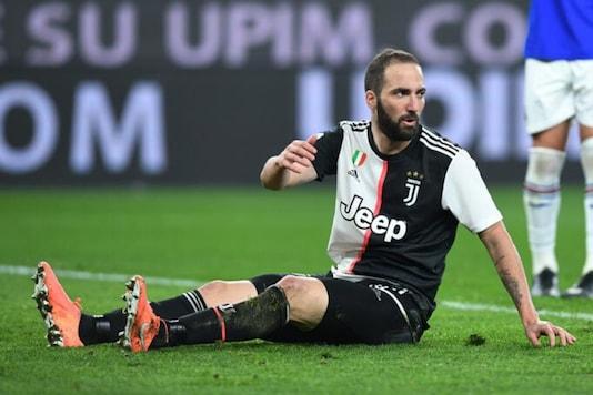 Gonzalo Higuain (Photo Credit: Reuters)