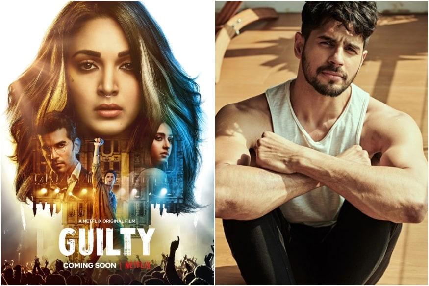 Sidharth Malhotra Reviews Kiara Advani's Netflix Film Guilty, Calls it Hard-hitting thumbnail