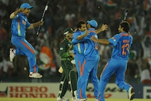 A Look Back at India's Standout Performers from the 2011 World Cup Semi-final vs Pakistan