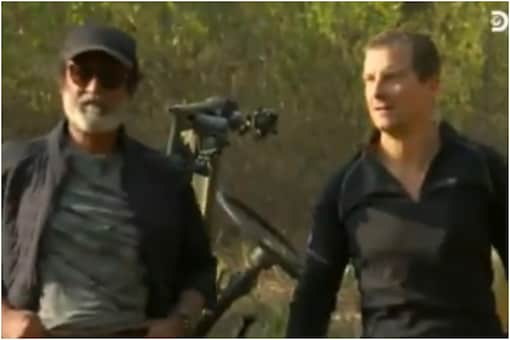 Into The Wild With Bear Grylls