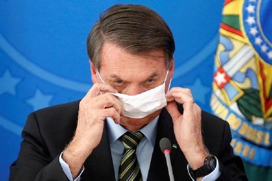 Brazil's President Jair Bolsonaro (Reuters)