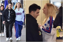 Sophie Turner, Joe Jonas Fuel Pregnancy Rumours as They Shop for Baby Clothes