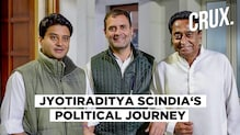 Once Rahul's confidant, Jyotiraditya follows aunt and grandmother's footsteps; joins BJP