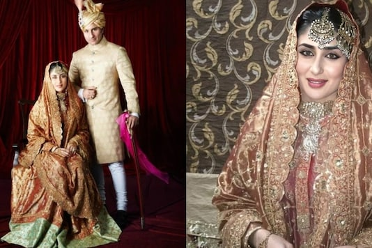 Rare Pic of Kareena Kapoor from Her Wedding Day Surfaces on the Internet, See Here