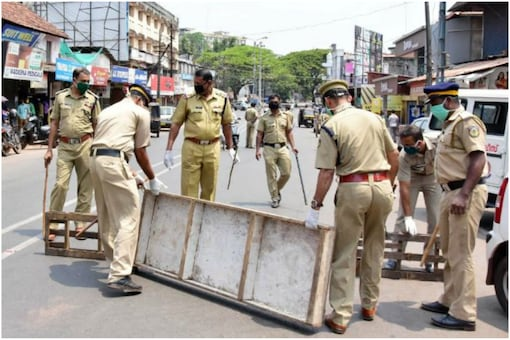 Kerala's Kasargod district was under total lockdown from March 21 after seeing a sharp increase in the number of cases of COVID-19 cases. (Image: Special Arrangement)