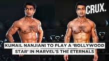 Marvel's The Eternals to star Kumail Nanjiani as a Bollywood star along with a peppy dance sequence