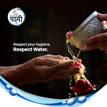 Let's Pledge to Keep Our Mission of Water Conservation Alive While We Fight Covid-19 Battle