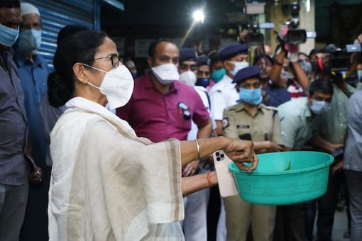 File photo of chief minister Mamata Banerjee (Image: Special Arrangement)