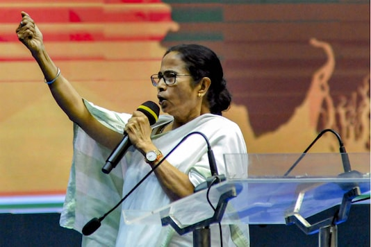 West Bengal Chief Minister Mamata Banerjee. (File Image)
