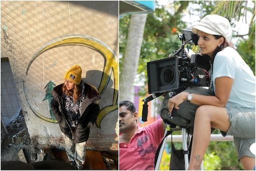 Manini Mishra (L), Priya Seth (R)