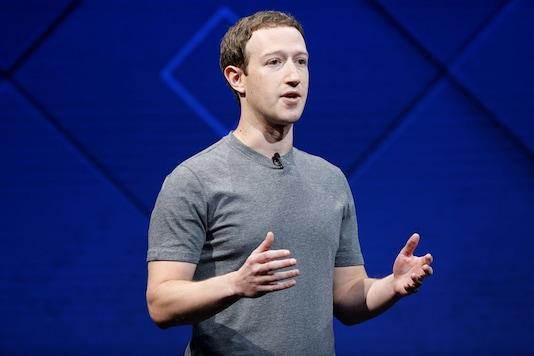 File photo of Facebook CEO Mark Zuckerberg.