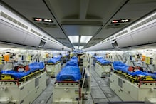 Inside 'Flying Hospital' That Airlifted COVID-19 Patients Safely Out Of Italy