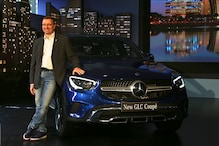 Mercedes-Benz GLC Coupe Launched in India; See Pictures