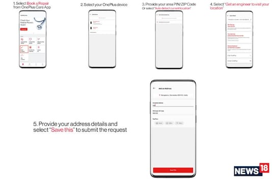 OnePlus Doorstep Service Now in Six Indian Cities; You Need Not go to a Service Center
