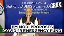PM Modi Proposes COVID-19 Emergency Fund in Video Call With SAARC Heads, Pledges $10 Million