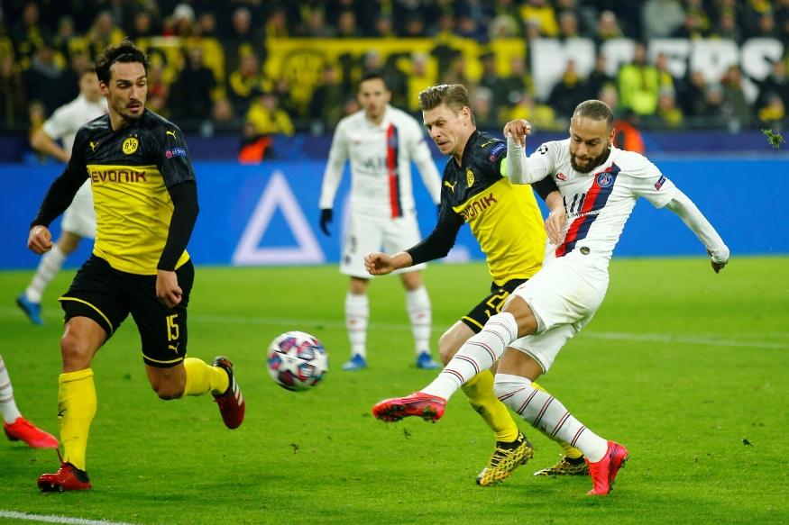 Psg Vs Dortmund Live