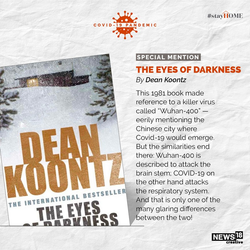 The Eyes of Darkness by Dean Koontz. (Image: News18 Creative)