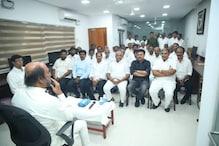 Rajinikanth Meets District Secretaries of RMM to Discuss Future Course
