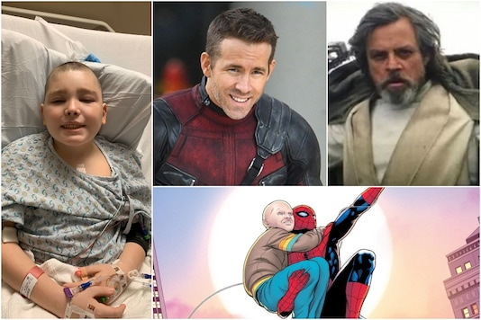 Ryan Reynolds, Mark Hamill Become Real-life Superheroes for a 12-Year-Old Undergoing Brain Surgery
