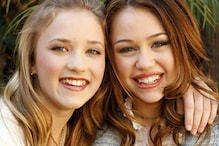 Miley Cyrus Has 'Reunion of the Decade' with Emily Osment
