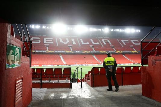 Sevilla CF (Photo Credit: Reuters)