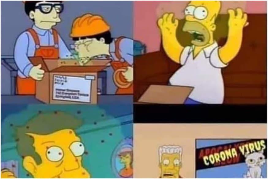 The Simpsons Predicted Coronavirus Outbreak In 1993 Twitter Thinks So