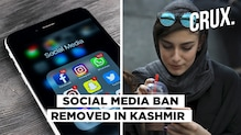 Social Media Ban Removed In J&K , But Restrictions on Internet Speed Continue